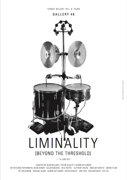 LIMINALITY POSTER